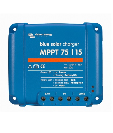 Victron Energy BlueSolar Charger MPPT 75-15