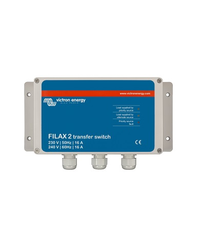 Victron Energy Transfer Switch