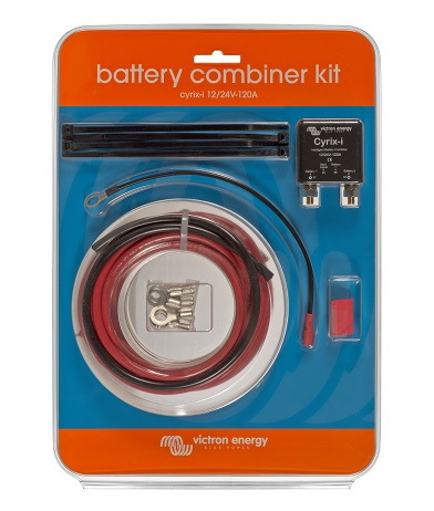 Victron Energy Cyrix Battery Combiner Kit