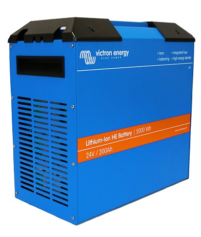 Lithium Ion Battery 24v From Victron Energy Mpe Online