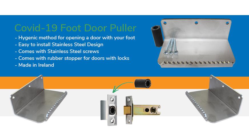 Covid-19 Foot Door Puller